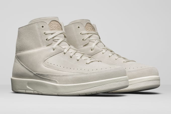 "Air Jordan 2 Decon ""Sail"""