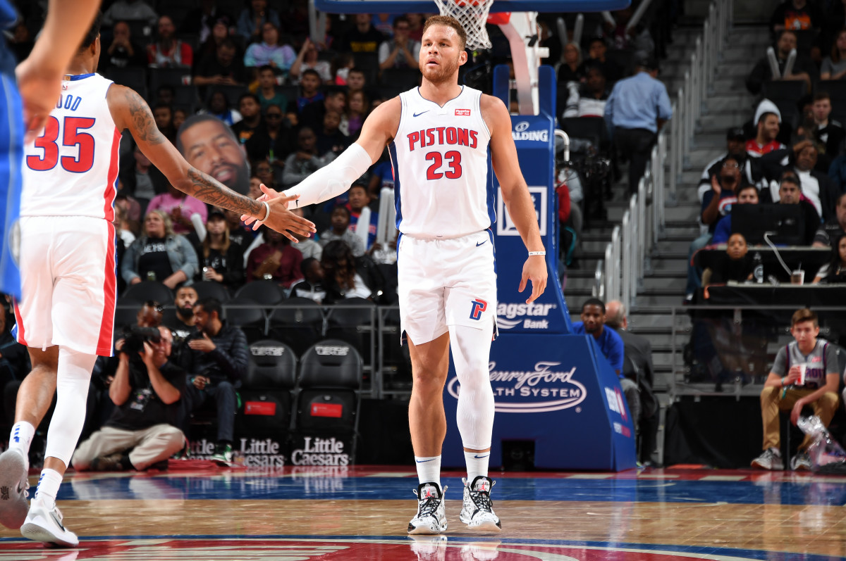 5 NBA Teams That Should Sign Blake Griffin