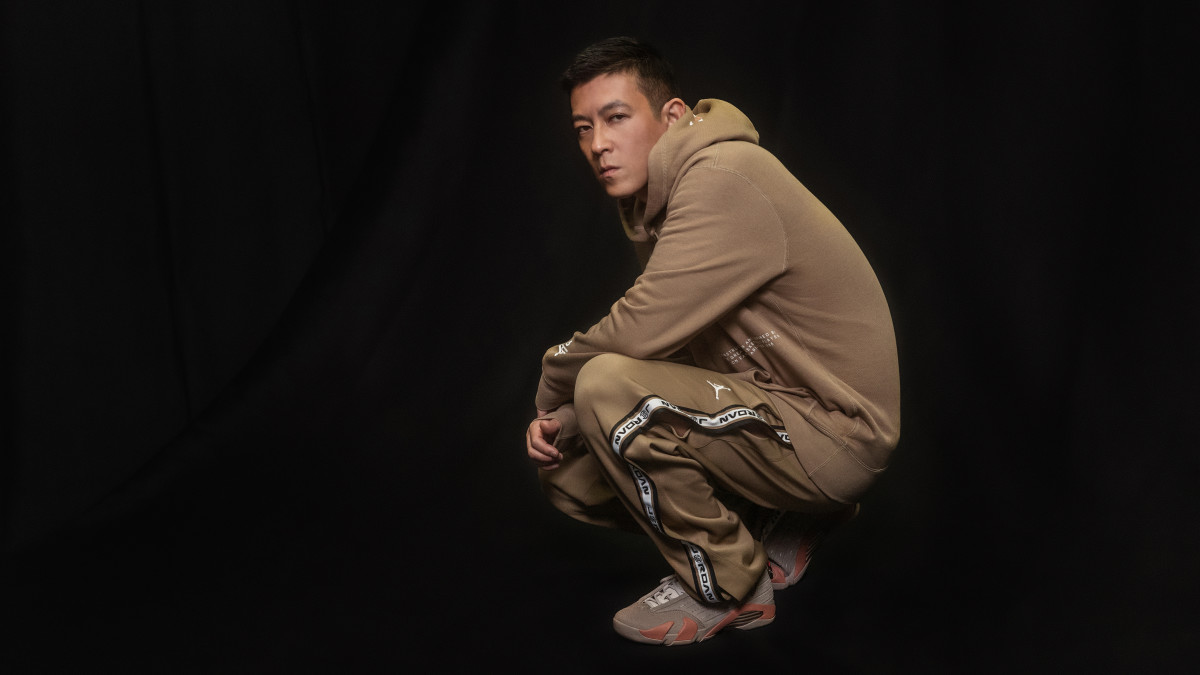 Edison Chen Speaks on Upcoming Clot x Air Jordan Collection