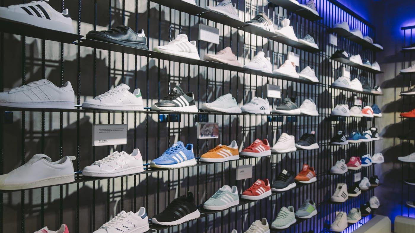 adidas flagship queen st. toronto