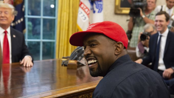 645a152f581a2 Sources Say Kanye West s Politics Not Affecting Sneaker Sales