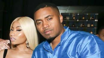 Nicki Minaj and Nas
