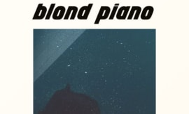 Blond Piano