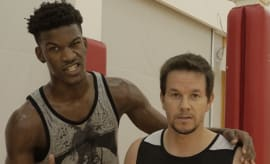 Jimmy Butler Mark Wahlberg