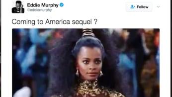 Eddie Murphy twitter