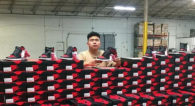 Air Jordan 1 Banned Reseller