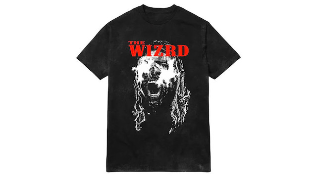 Future Drops Limited Edition 'The WIZRD' Merch From Pyer
