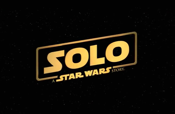 Screenshot from 'Solo: A Star Wars Story' teaser.