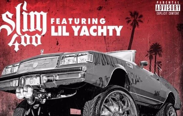 "Premiere: Slim 400 Links With Lil Yachty on ""Skraper"""
