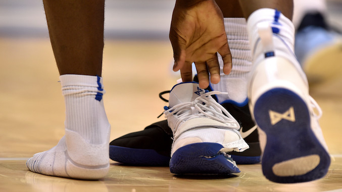 Zion Williamson Sneaker Blow Out