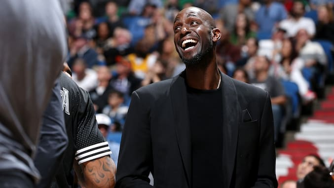Kevin Garnett Wants Supreme to Outfit the NBA All-Star Game