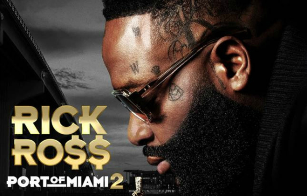 Nipsey Hussle's Guest Verse on Rick Ross' 'Port of Miami 2' Mentions 6ix9ine