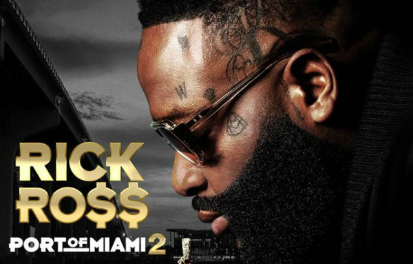 """Rick Ross Shares New 'Port of Miami 2' Track """"Turnpike Ike"""""""