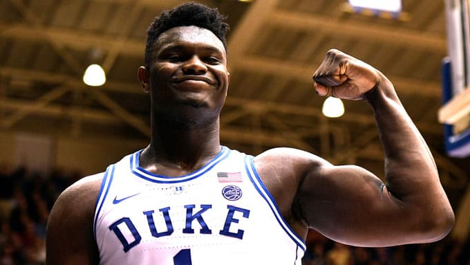 Just Cut the Check: Nike Can't Afford Not to Sign Zion Williamson