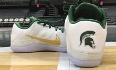 Nike Kobe 11 Michigan State Spartans