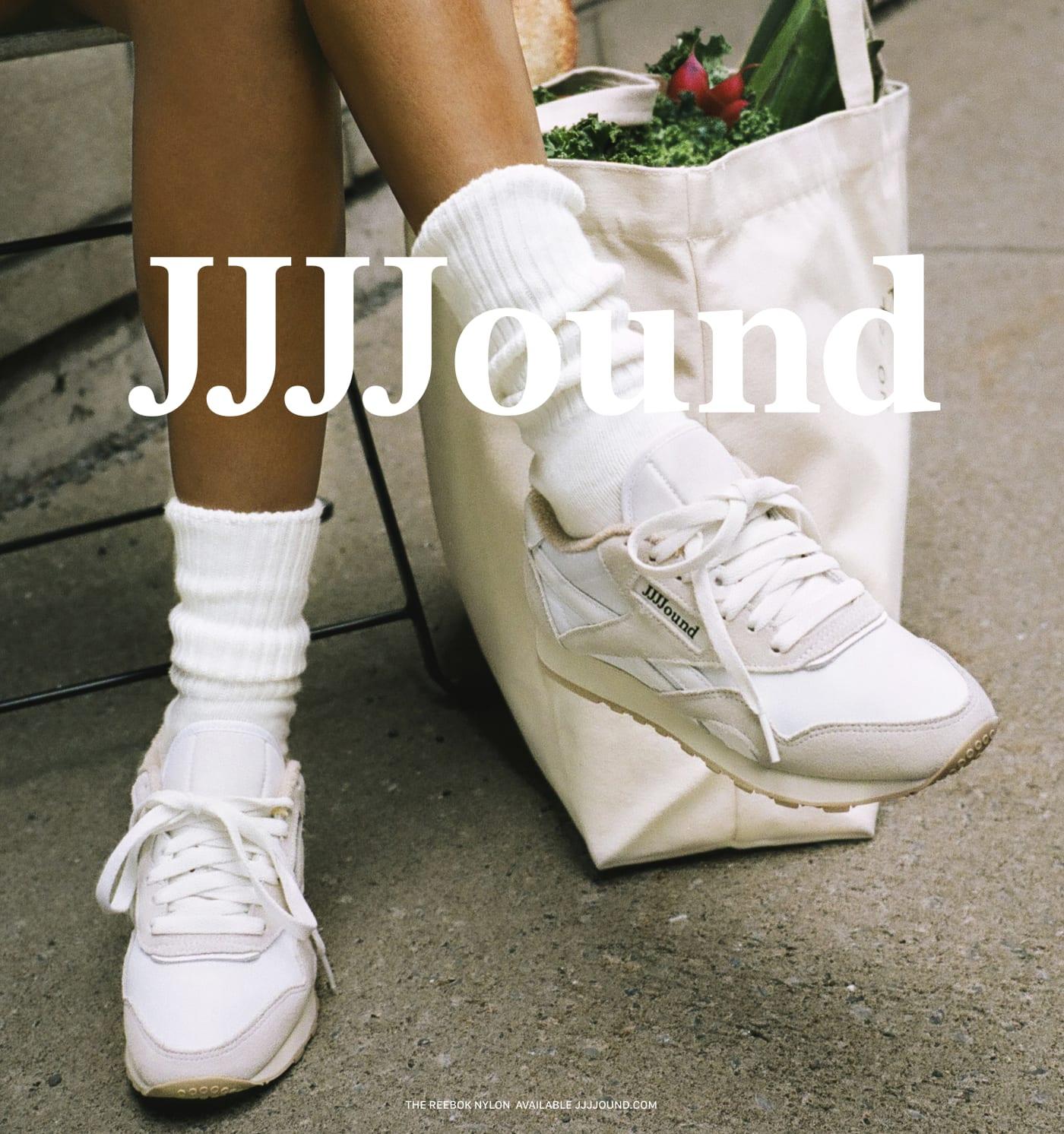 JJJJound x Reebok Classic Nylon (Logo)