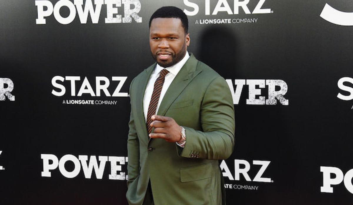 6d71da8b 50 Cent Burns Gucci T-Shirt in Light of Blackface Controversy   Complex