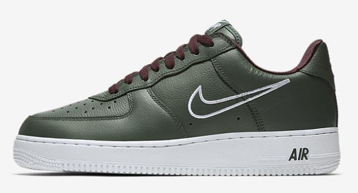 Nike Air Force 1 B 'Hong Kong' 845053-300 (Lateral)