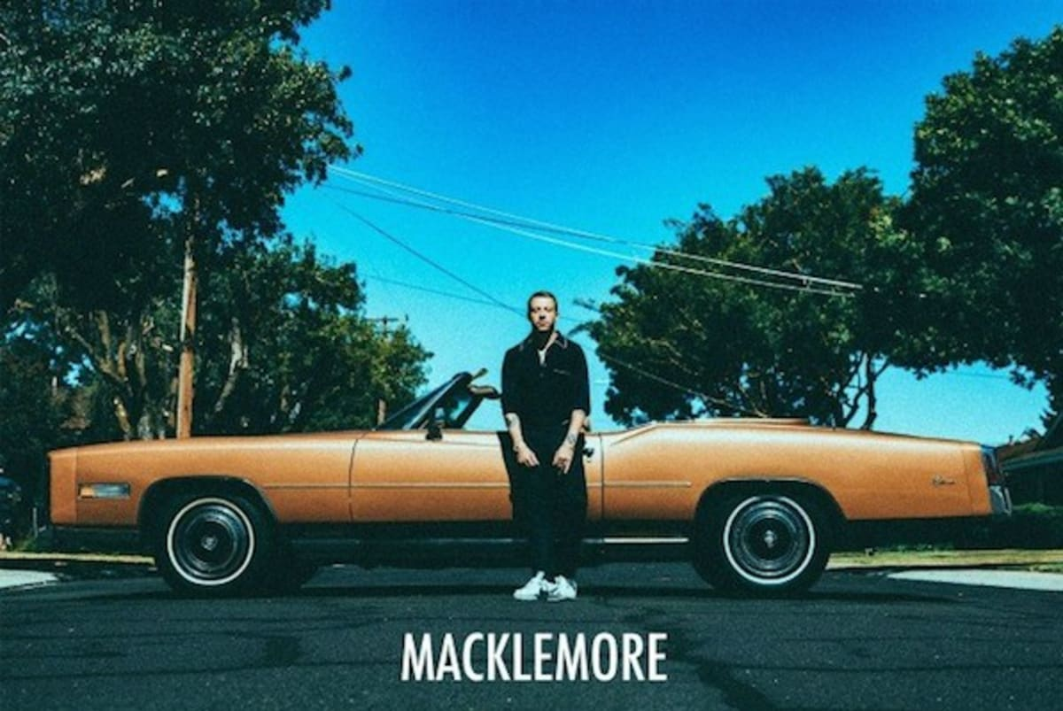 Macklemore album release date in Perth