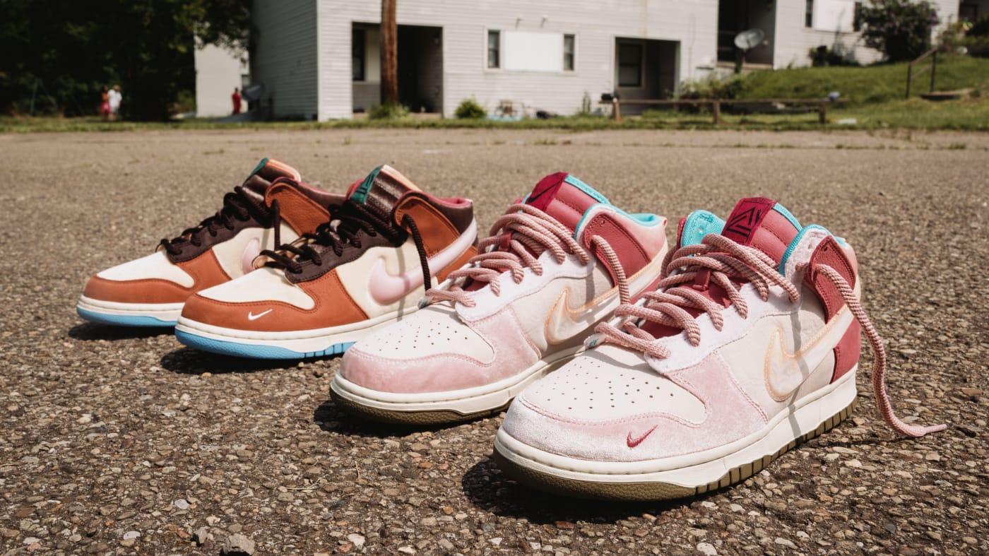 Social Status x Nike Dunk 'Free Lunch' 4