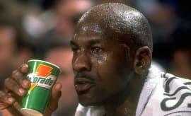 Michael Jordan Gatorade