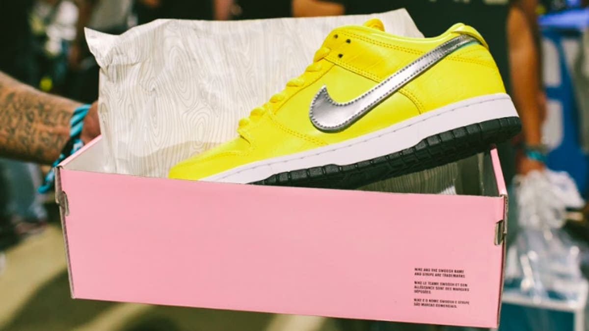 How Nike SB Hype Returned from the Dead