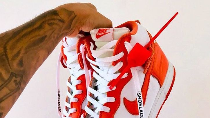 Virgil Abloh Explains Why So Many Accessories Come With Off-White Nikes