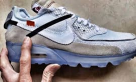 Off-White Nike Air Max 90 Release Date Profile