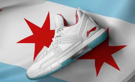 Li-Ning Way of Wade 5 Chicago Flag Release Date