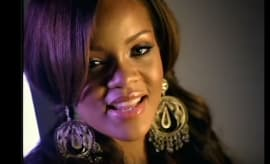 "Rihanna in ""Pon de Replay"" Video"