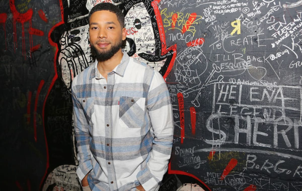 New Report Suggests Jussie Smollett Orchestrated Attack