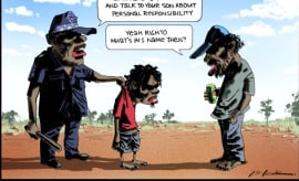 Bill Leak's comic.