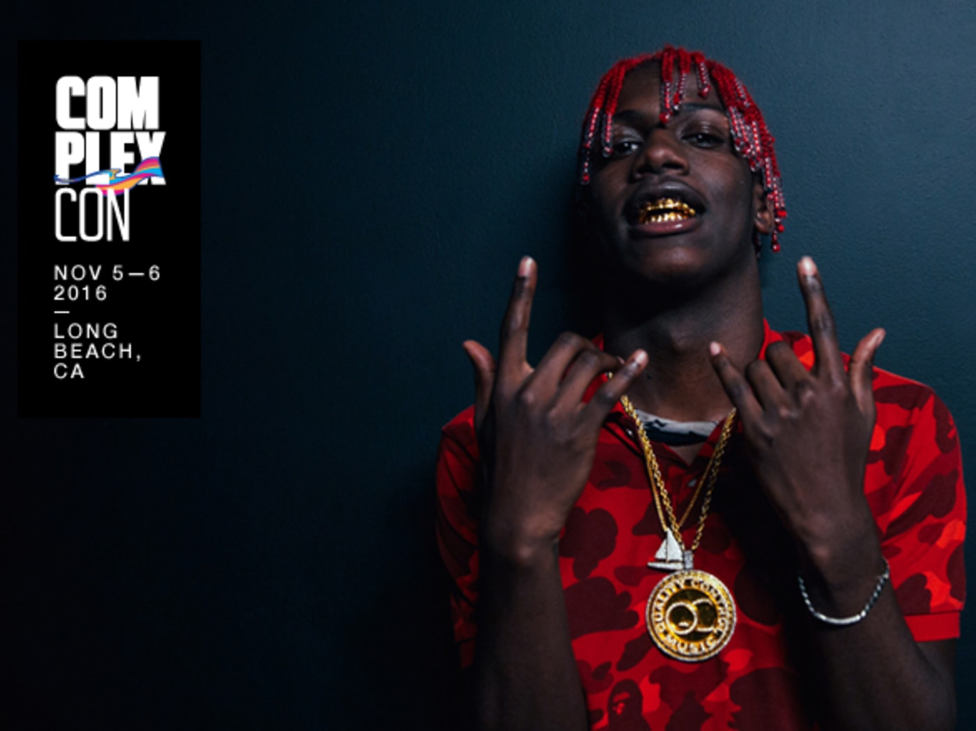 Lil Yachty ComplexCon