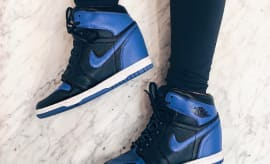 """Royal"" Air Jordan 1 Wedge"