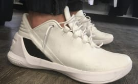 "Under Armour Curry 3 Lux Low ""Chef"""