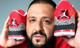 DJ Khaled Air Jordan 3