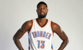 Paul George OKC Home