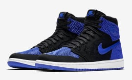 "Air Jordan 1 High Flyknit ""Royal"""