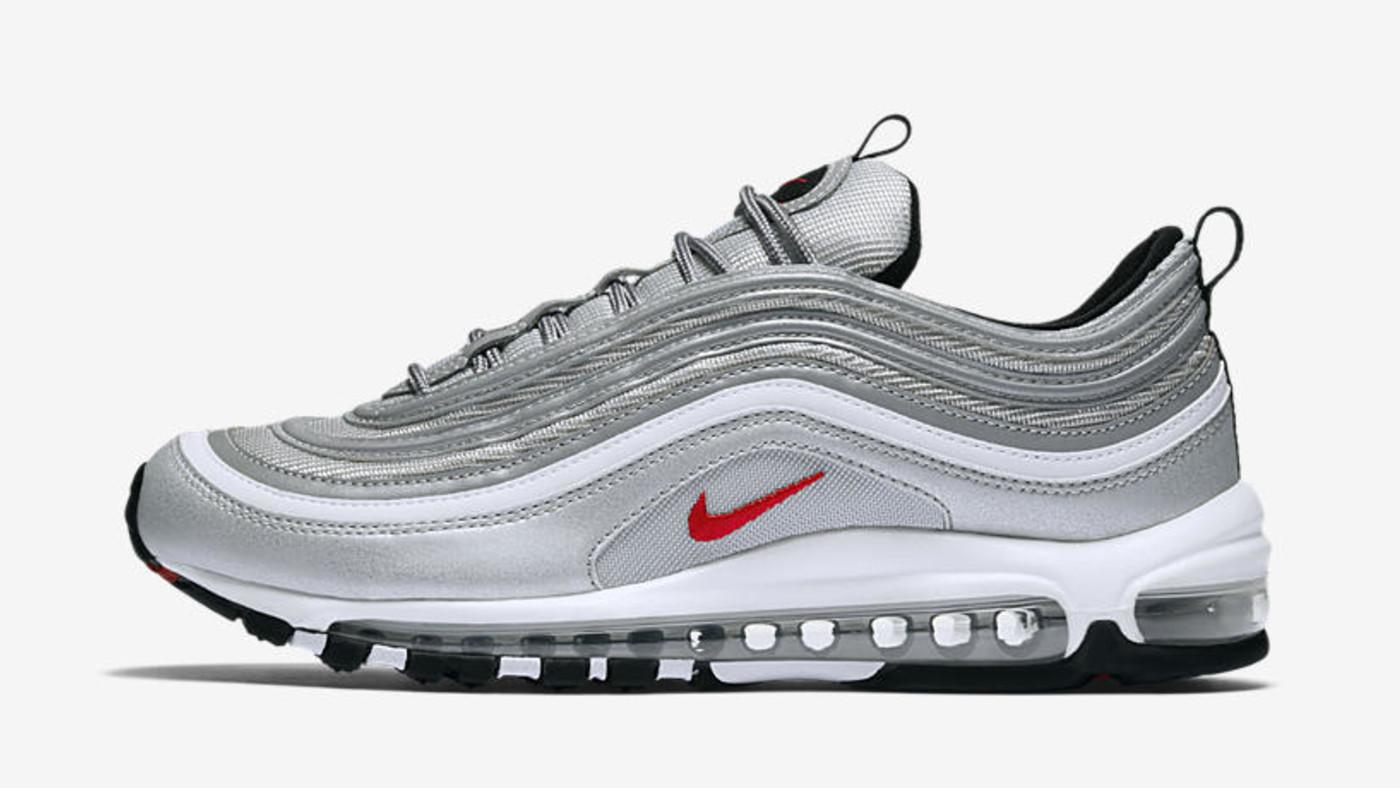 "Nike Air Max 97 OG ""Silver Bullet"""