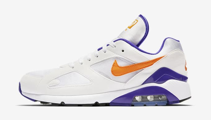 premium selection 4f35a 76331 Nike Air Max 180  Bright Ceramic