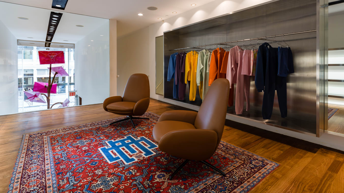 Eric Emanuel NYC Concept Store 5