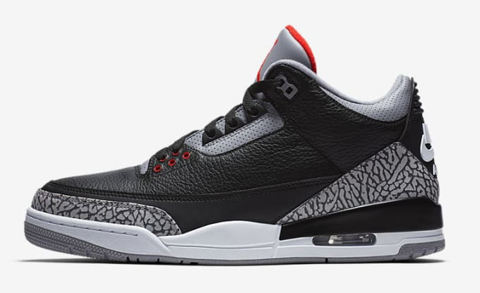 quality design ea397 f77eb Air Jordan III