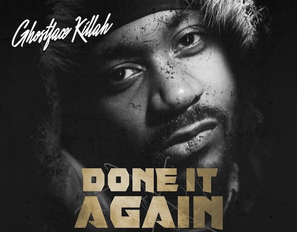 "Premiere: Ghostface Killah and Big Ghost ""Done It Again"" on New Collab"