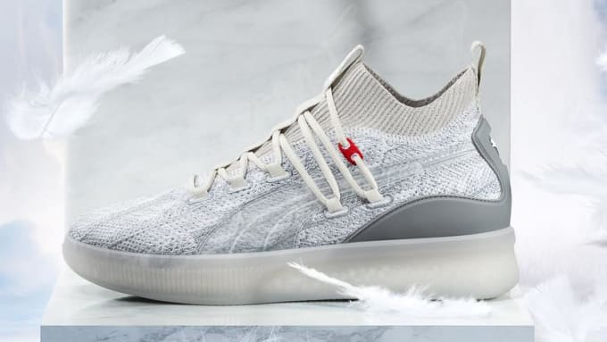 5fefd8d68a97 Puma Clyde Court Disrupt  Peace on Earth