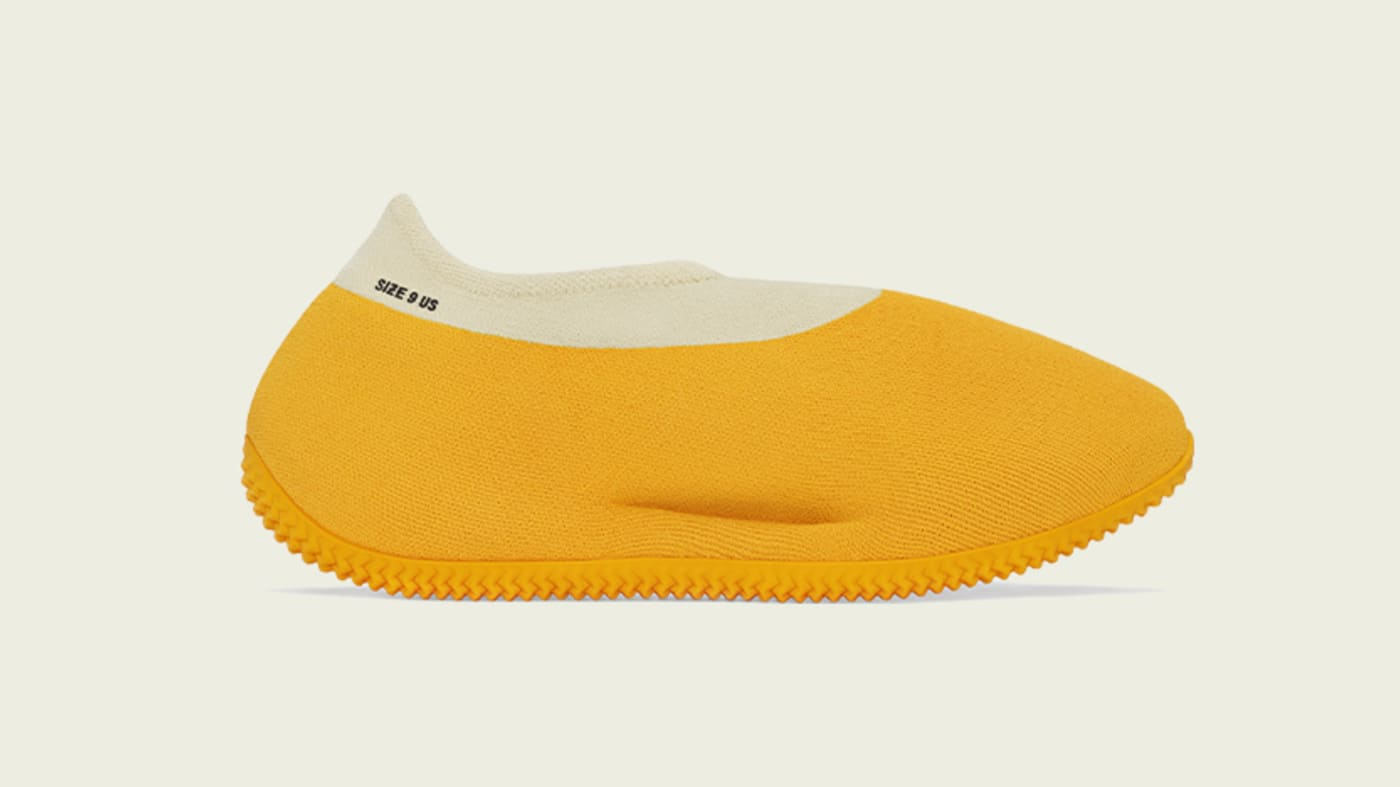 Adidas Yeezy Knit Rnr 'Sulfur' Lateral