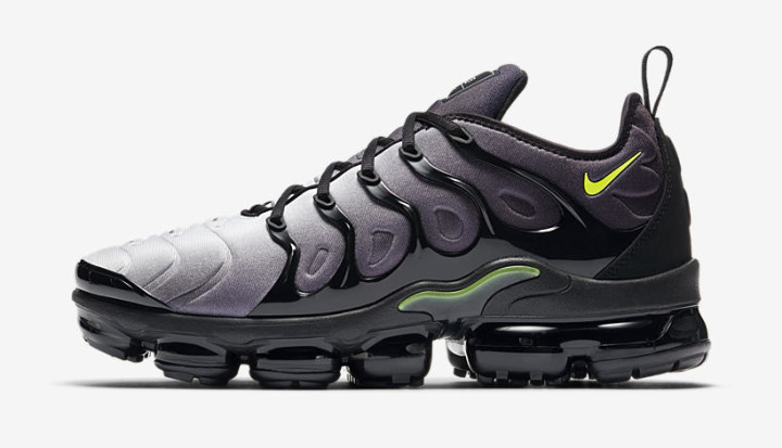 more photos 52ebd 1efc3 Nike Air VaporMax Plus 'Black/Volt' 924453-009 ...