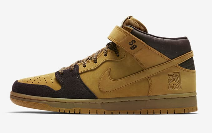 51e04159018 Nike SB Dunk Mid  Lewis Marnell