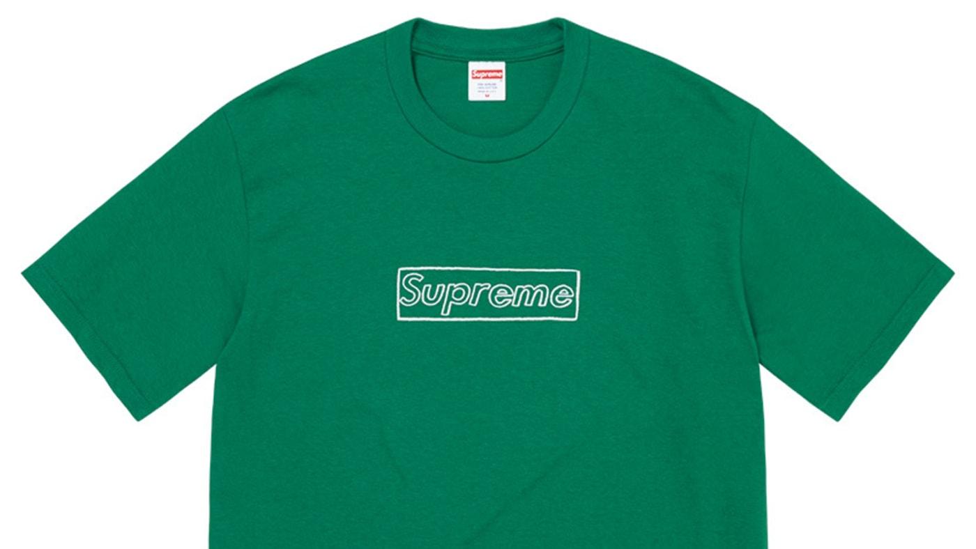 Supreme x KAWS Box Logo