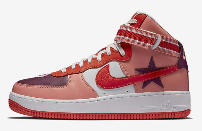 Riccardo Tisci x Nike Air Force 1 High 'Icarus'