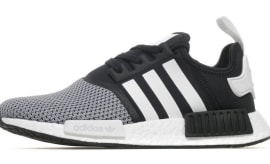 Adidas NMD JD Sports Black White Profile